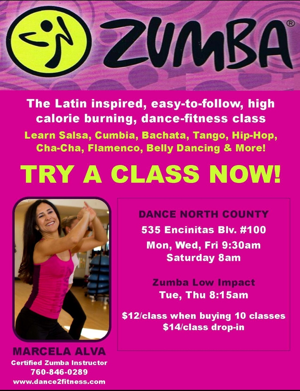 easy zumba dance workout